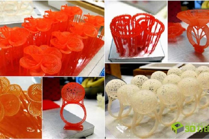 上天入地,3D打印技术应用日渐生活化。