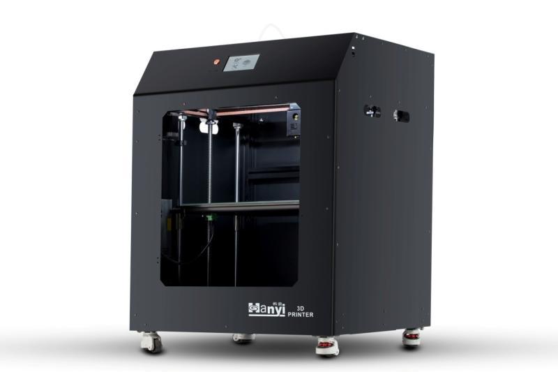 展商巡礼 ▏浙江韩益三维科技与您相约亚洲3D打印展