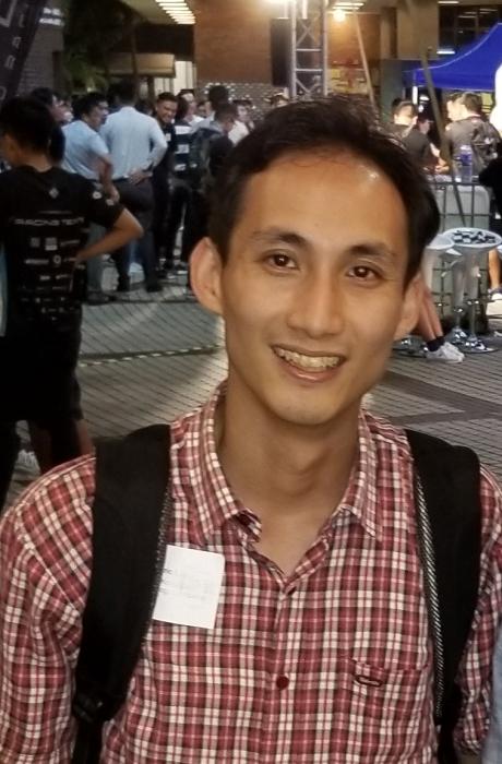 Eric Liao-iPrint亚洲3D打印展览会